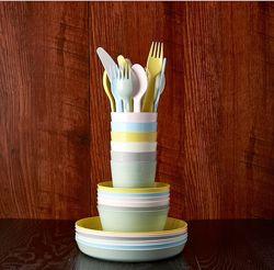 Детский набор посуды IKEA Kalas