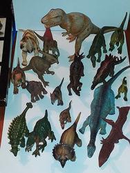 Wenno. Динозавр. Динозавры Мелового Периода