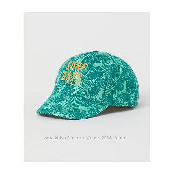 Супер кепки бейсболки H&M мальчикам