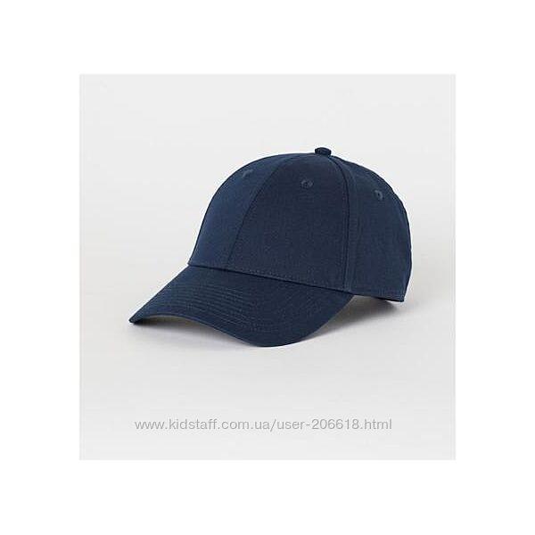 Стильные кепки бейсболки H&M подросткам