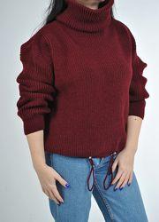 Теплые, качественные и очень крутые свитера в стиле оверсайз в базовых цвет