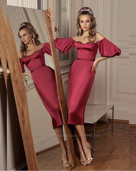 Вечерние платья от Alena Goretskaya, коллекция 2021