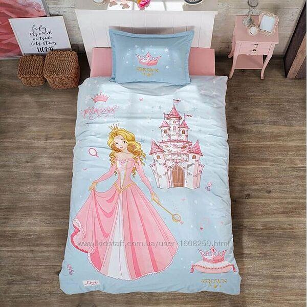 Подростковое постельное белье ТМ Aran Clasy ранфорс для девочки Турция