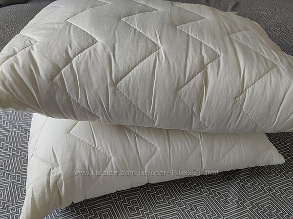 Подушки для сна, можно как декоративные по суперцене  антиалергенные 50х70