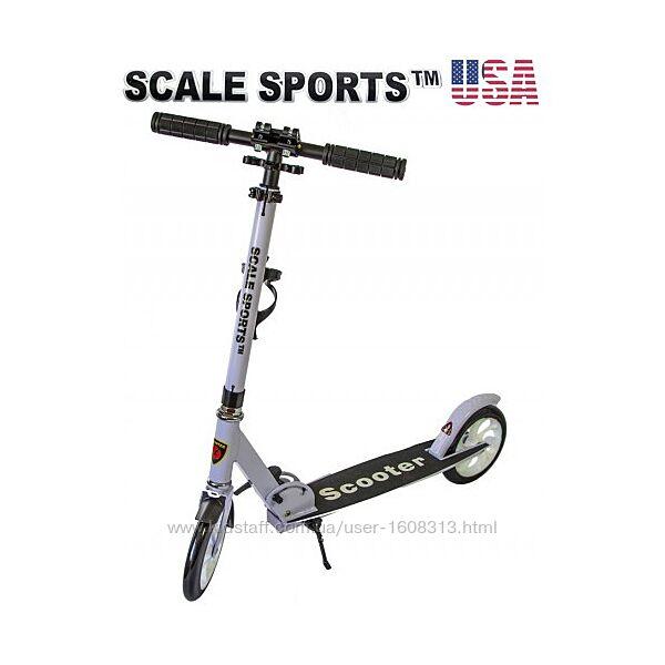 Самокат Scale Sports ss-05 белый