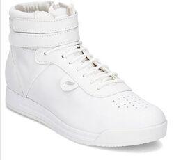 Geox шикарные кожаные мега удобные ботиночки весна оригинал р.40