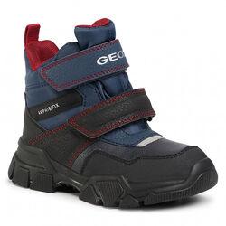 GEOX зимние непромокаемые ботиночки оригинал р.31