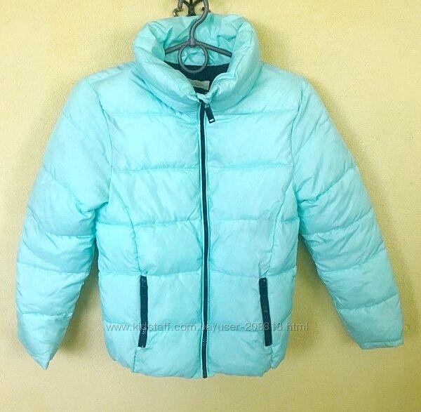 Яркая модная куртка для девочки. H&M, Швеция. Рост 152 см 10-12 лет
