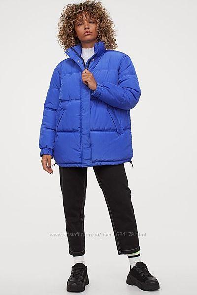 Зимняя женская куртка H&M. L-XL.
