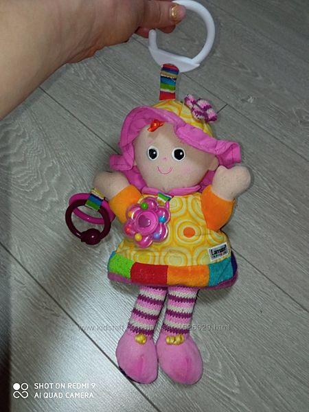 Кукла подвеска Lamaze