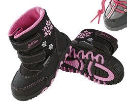 Ботинки для девочки Lupilu