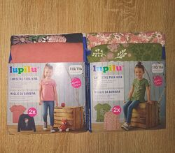 Комплекты для девочки фирмы Lupilu