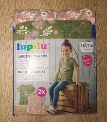 Комплект для девочки фирмы Lupilu