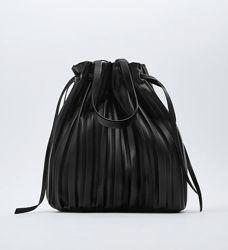 Новая Фирменная сумка, сумочка Zara Зара Оригинал