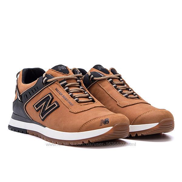 Мужские кожаные кроссовки NB Classic