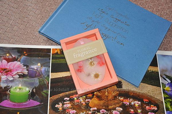 Ароматная подвеска с натуральными цветами в подарочной упаковке Нидерланды