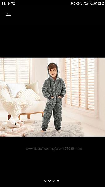 Кигуруми, пижама комбинезон