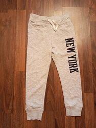 спортивные штаны 4-6лет Н/М качество петельки
