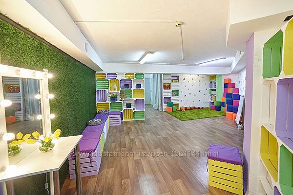 Детская комната, детское помещение для детского праздника левобережная киев
