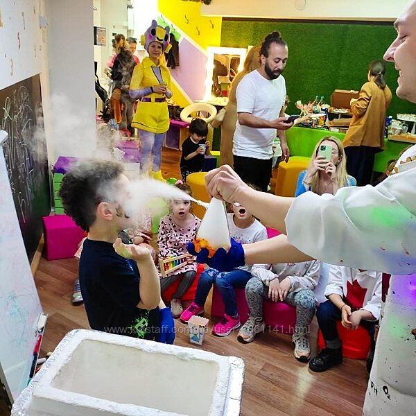 Аренда детской комнаты, помещения для детского дня рождения левобережная