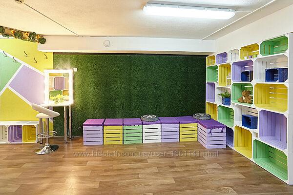 Детская комната для празднования дня рождения Киев