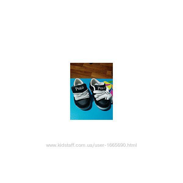Детские кроссовки Polo us8/eur 24/стелька15см