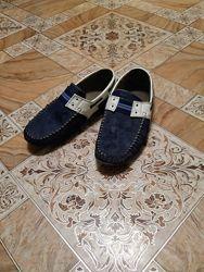 Мокасины, туфли 2 пары