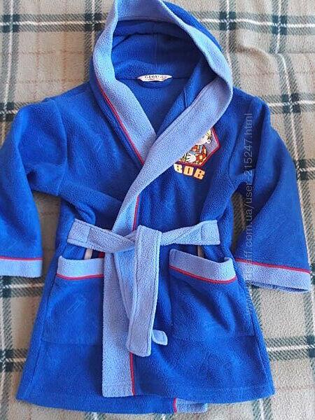 Детский халатик 3-4 год.