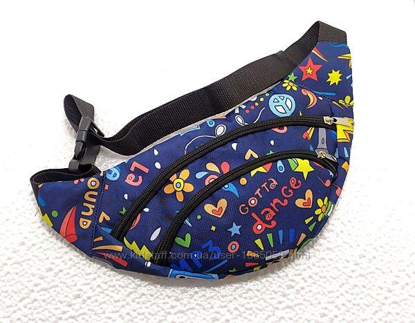 Поясная сумка бананка барыжка на пояс, через плечо