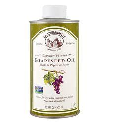 La Tourangelle, Grapeseed Oil, Масло из виноградных косточек, оригинал, США
