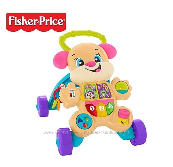 Fisher-Price Learn With Sis Walker FHY95 Ходунки