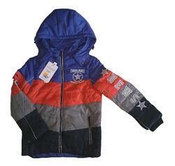 Демисезонная куртка Оriginal delux 134-164 Grace, Венгрия