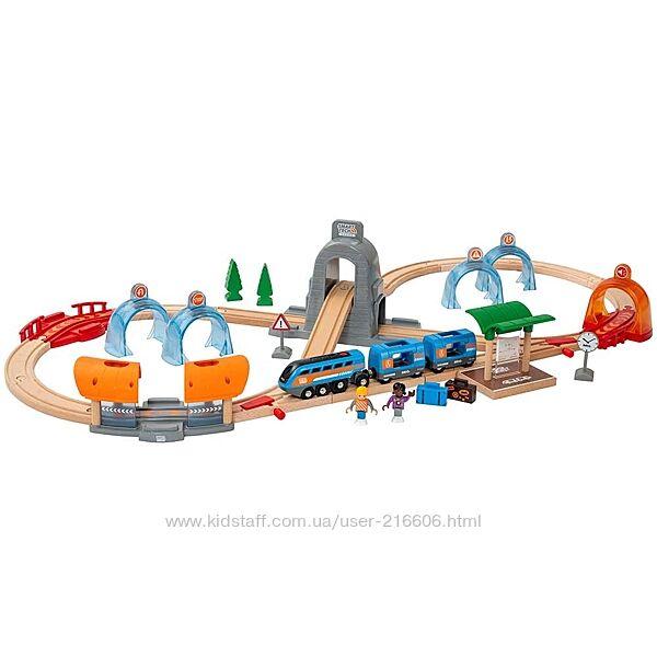 Железная дорога BRIO Швеция