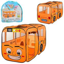Детская палатка М 1183 Автобус