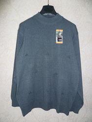 Мужской шерстяной свитер, кофта, свитер, светр чоловічий большой размер 3xl