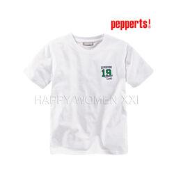 Футболка для мальчика 8-10 лет Pepperts хлопок подростковая футболочка