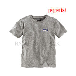 Футболка для мальчика 6-8 лет Pepperts хлопок подростковая футболочка