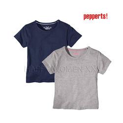 Набор футболок для девочки подростка 10-12 лет Pepperts детская футболка