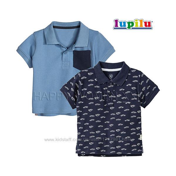 Набор футболок поло для мальчика 2-4 года тенниска рубашка футболка детская