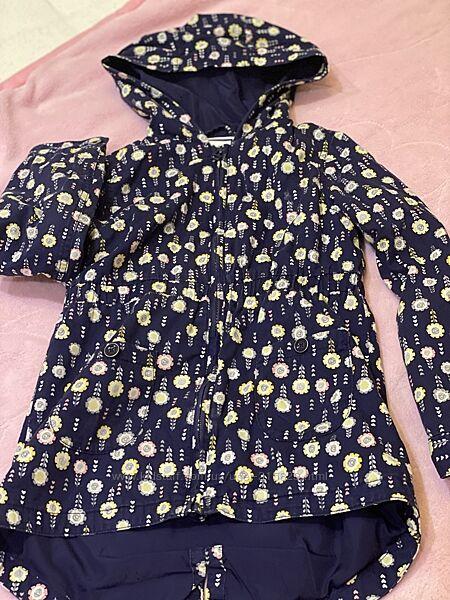 Куртка ветровка Gymboree на 7-8 років.