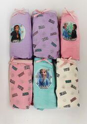 Дитячі трусики Frozen, комплект 6 шт, трусики для девочки
