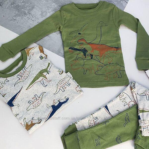 Дитяча піжама, динозавр, Діно. Пижама на мальчика