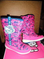 Сапожки Hello Kitty