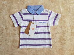 Рубашка поло с рукавом 68см 6мес&nbspMayoral