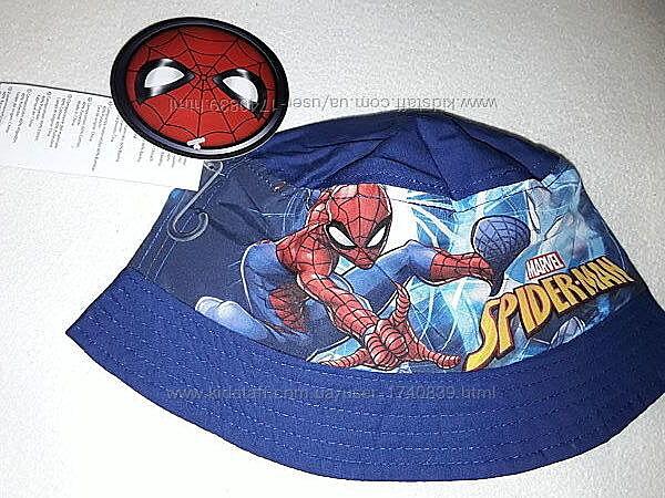 Панамка Спайдермен на 4-10 лет на мальчика на лето, Spiderman, Человек Паук