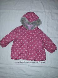 Куртка Next для девочки 2-3 года 98 см
