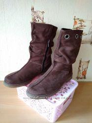 Осенние ботинки женские