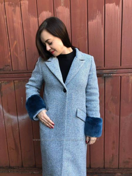 Снижена цена Пальто от тм Раслов мод 958