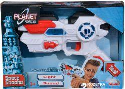 Лазерный бластер Simba Космический патруль со световыми эффектами 8042205