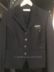 Нарядный женский пиджак турецкой марки Fimore размер 42